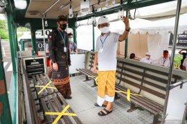GWK Cultural Park di Badung-Bali siap sambut Nomal Baru