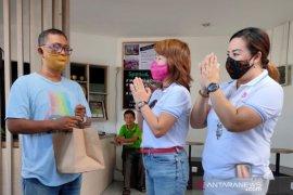Perusahaan Nagisa Bali bagikan 250 paket sembako ke masyarakat