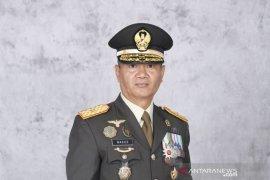 Danrem 133 resmi naik pangkat jadi Brigjen TNI