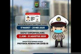 Polda Metro Jaya siagakan enam titik layanan SIM Keliling