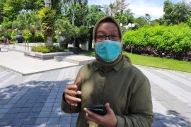 99 tempat tidur untuk pasien COVID-19 di rumah sakit rujukan Surabaya kosong