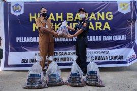 Pemkab Aceh Timur terima hibah empat ton bawang merah