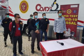 Ketua DPRD: Tes massal percepat penanganan COVID-19 di Surabaya