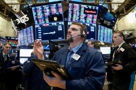Wall Street melanjutkan reli dan Nasdaq berakhir di rekor tertinggi
