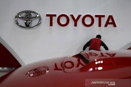 Toyota gandeng lima mitra China buat mobil hidogen