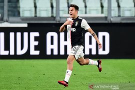 Juventus optimistis bisa perpanjang kontrak Paulo Dybala