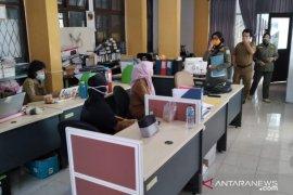 Ngantor tak pakai masker, ASN di Bengkulu disuruh pulang