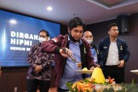 Ketua Umum HIPMI, Indonesia belum merdeka dari perekonomian
