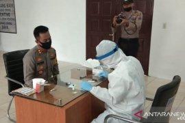 """Empat personel Polres Sibolga dinyatakan reaktif COVID-19 hasil """"rapid test"""""""