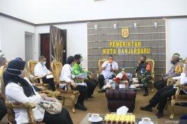 Pemkot Banjarbaru tingkatkan tracking, testing dan treatment penanganan COVID-19