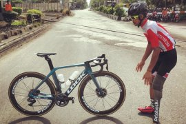 Paracycling turunkan Fadli Imammuddin  di nomor track Paralimpiade Tokyo