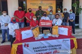 Telkomsel Donasikan 600 Unit APD untuk Balikpapan