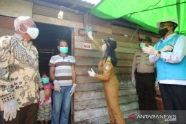 Pemkab Landak gandeng perusahaan swasta alirkan listrik di Desa Sebatih