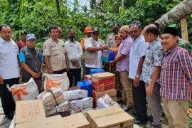 Pemkab Aceh Utara salurkan bantuan untuk korban angin kencang
