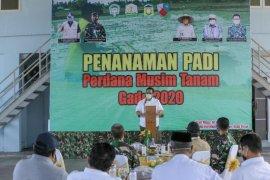 Ini kata Plt Gubernur terkait ketahanan pangan Aceh