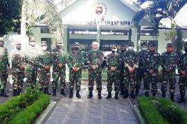 Pangdam IX/Udayana: penanganan PMI di Bali berjalan dengan baik