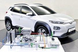 Pemerintah sebut pengembangan kendaraan listrik terus jalan