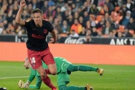 Manajer Atletico Madrid akan pasang Llorente sebagai striker