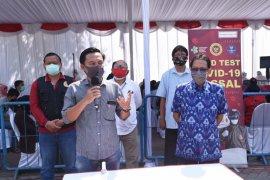 Ketua Yayasan DHD 45 ajak warga Surabaya berani lawan COVID-19