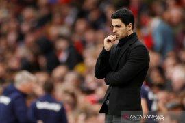 Perasaan Arteta campur aduk jelang lawan Manchester City