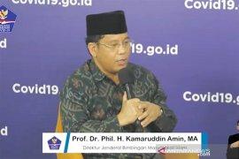 Kemenag evaluasi pelaksanaan Shalat Jumat selama pandemi COVID-19