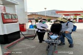 Permintaan BBM di Sumut mulai naik pada awal  normal baru