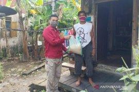 Polres HST salurkan beras bantuan dari Kapolri