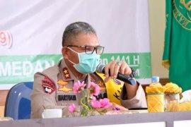 Kapolda Sumut: Tidak ada toleransi bagi anggota Polri salahgunakan narkotika