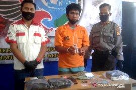 Polisi Rejang Lebong tangkap pengusaha muda terlibat penyalahgunaan narkoba
