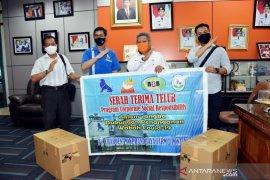 Kubu Raya terima bantuan 20 ribu butir telur untuk warga terdampak