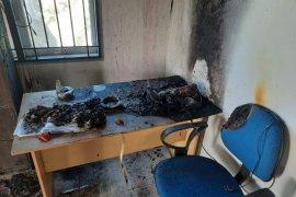 Kantor Desa Kute Tanyung di Bener Meriah dibakar OTK