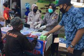 Honda ikut Bhakti Kesehatan Pemeriksaan Gratis Polda Kalbar