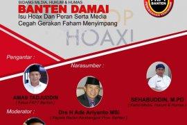 FKPT Banten: Pemahaman radikalisme ancam kehidupan berbangsa dan bernegara
