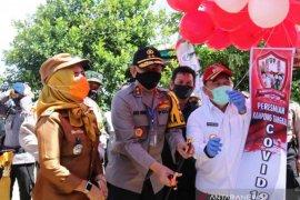 Polisi Sumsel kembangkan Kampung Tangkal COVID-19