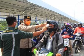 Gugus Tugas Riau ajak para ustadz sebarkan pesan protokol kesehatan
