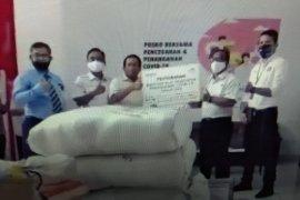 Satgas BUMN Jambi serahkan bantuan ke lima kabupaten