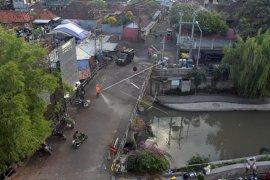 Pasar Kumbasari tutup sementara