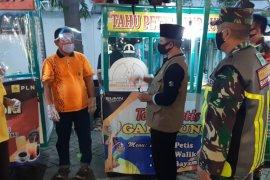 """Pemkab Banyuwangi simulasikan normal baru di pusat """"Kuliner Pintar"""""""