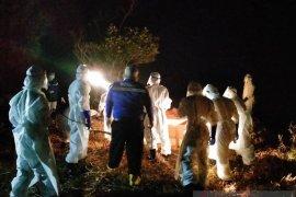Jemput paksa jenazah positif COVID-19, empat orang jadi tersangka