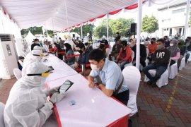 BIN temukan 179 orang reaktif dari tes cepat massal di Surabaya