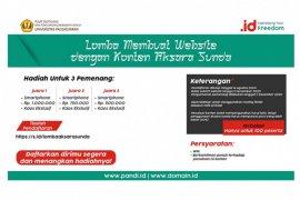 PANDI adakan lomba website aksara Sunda