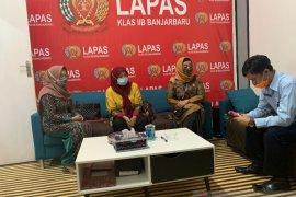 Dispersip Kalsel siap bantu kelola perpustakaan Lapas Banjarbaru
