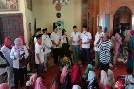 Perindo Langkat syukuran bersama ratusan anak yatim peringati lima tahun keberadaan partai