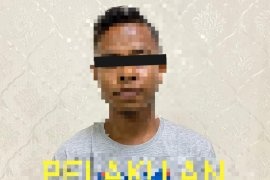 Polda Kalbar tangkap seorang pelaku pencabulan anak di Pontianak