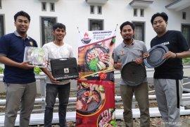 Di tengah pandemi, 4 pemuda Barabai ini sukses jualan BBQ ala Korea