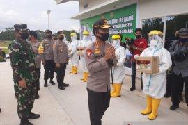 Panglima TNI  pastikan RSKI Galang siap hadapi era normal baru