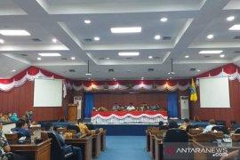 Pemkab Belitung sepakati bantuan terdampak COVID-19 berupa bahan kebutuhan pokok