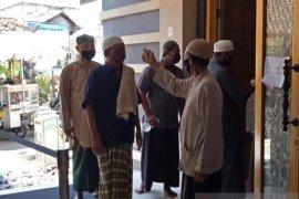 """Masjid Baiturrahman Denpasar mulai laksanakan """"Jumatan Normal Baru"""""""
