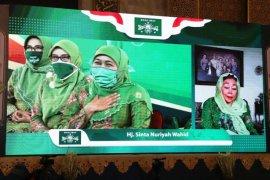 Muslimat NU harapkan Indonesia segera masuk zona hijau COVID-19