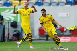 Erling Haaland bertekad akhiri dominasi Bayern di Liga Jerman